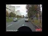 50 заснятых дтп за сутки водителем автобуса(Питер)